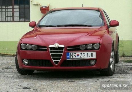 ALFA ROMEO 159  1.9 JTD Medium - 88.00kW