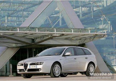 ALFA ROMEO 159  SW 1.9 JTD 16V Sport - 110.00kW