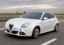ALFA ROMEO Giulietta  2.0 JTD 170k Distinctive - 125.00kW
