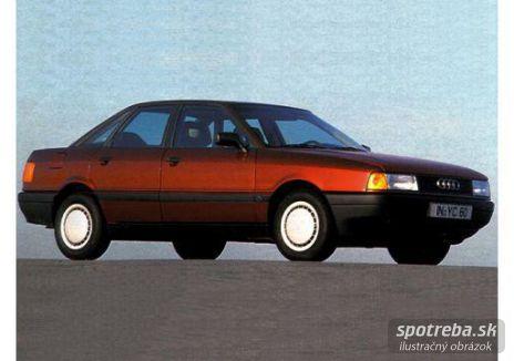 AUDI 80 1.8 quattro - 66.00kW [1986]