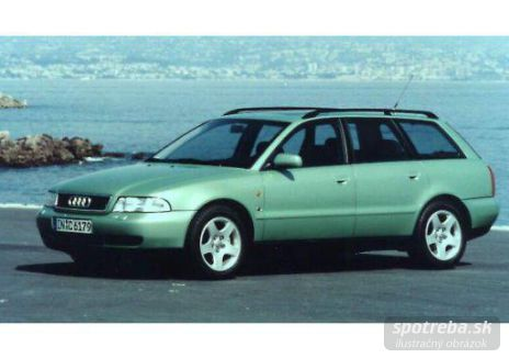 AUDI A4  Avant 2.8 quattro - 142kW