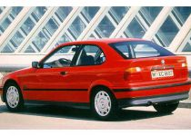 BMW 3 series 316 i Compact - 75.00kW [1994]