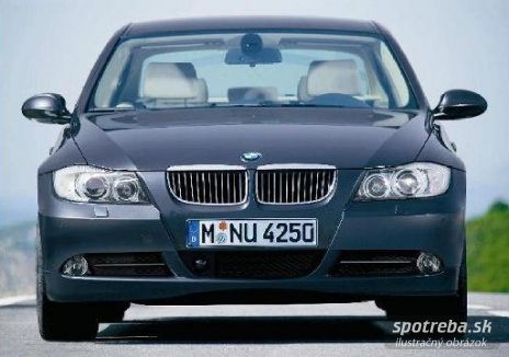 BMW 3 series 318 d 122k - 90.00kW
