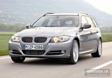 BMW 3 series 318i Touring - 105.00kW