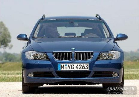 BMW 3 series 320 d 163k Touring A/T - 120.00kW