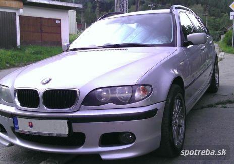 BMW 3 series 320 dT A/T