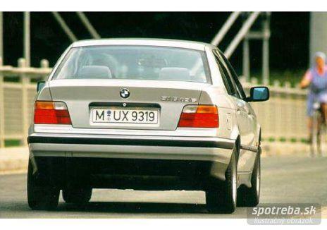 BMW 3 series 320 i - 110.00kW