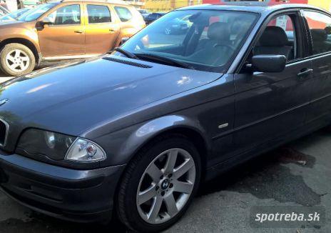 BMW 3 series 330 d - 135.00kW [2000]