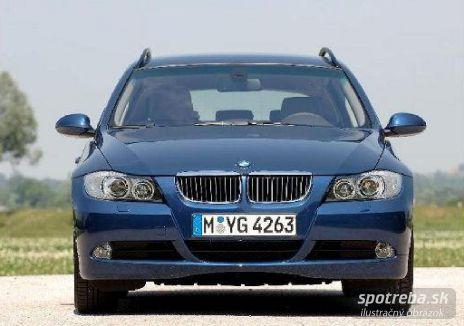 BMW  320 d 163k Touring A/T
