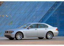BMW 7 series 730 D A/T [2002]