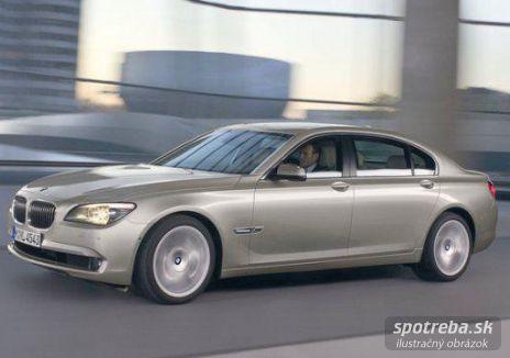 BMW 7 series 750Li - 300.00kW