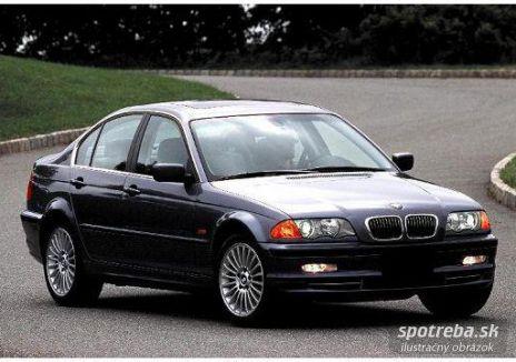 BMW E46 320i 110kW 150k
