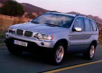 BMW X5  4.4i A/T - 210.00kW