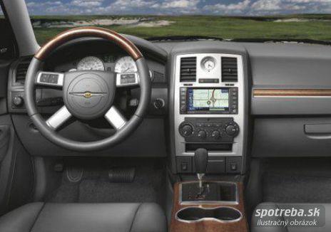 CHRYSLER 300 C  3.0 CRD Touring - 160.00kW