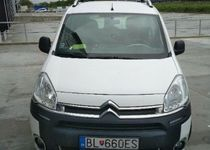 CITROËN Berlingo  1.6 HDi 16V 92k Collection - 68.00kW