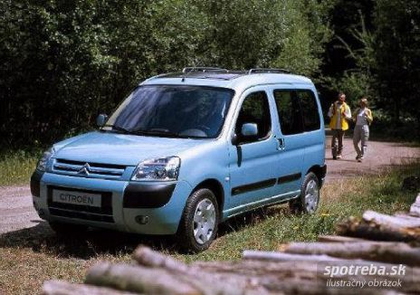CITROËN Berlingo  1.6i 16V In Exclusive - 80.00kW
