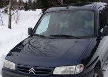 CITROËN  Berlingo 2.0 HDi Multispace PLC