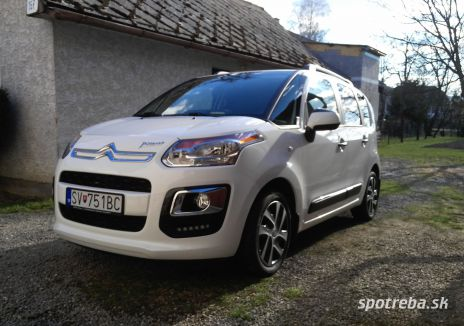 CITROËN  C3 Picasso PureTech 110  Best Collection