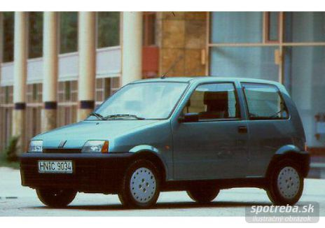 FIAT Cinquecento  Sporting - 40.00kW