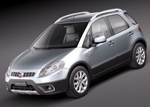 FIAT Sedici  1.6 16V Emotion 4x2