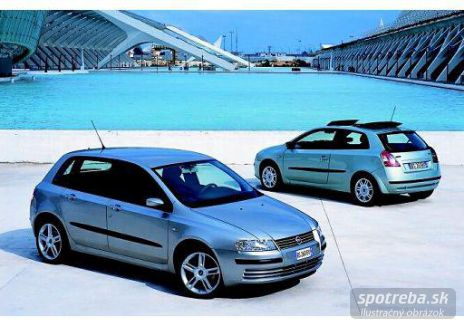 FIAT Stilo  1.2 16V Actual - 59.00kW