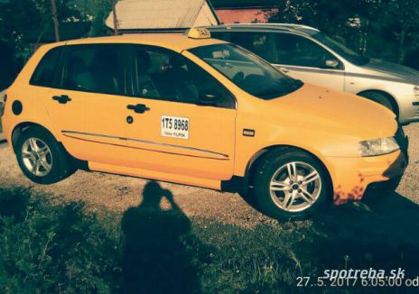 FIAT Stilo 1.6 16V Active - 76.00kW [2004]