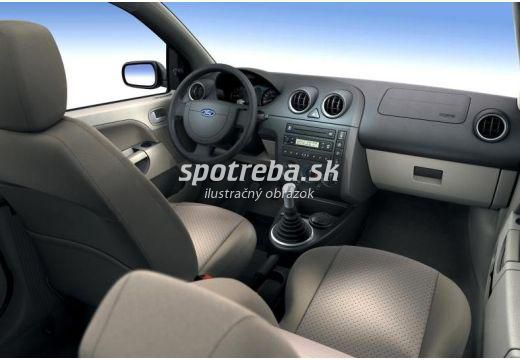 ford fiesta 1.4 tdci duratorq comfort - 50.00kw | myfuelmanager
