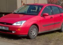 FORD Focus 1.6 16V Ambiente - 74kW [1998]