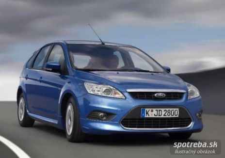 FORD  Focus 1.6 16V Duratec Trend X