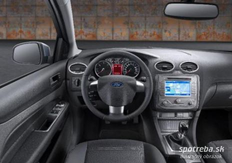 FORD  Focus 1.6 16V Duratec Trend