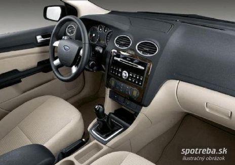 Ford focus combi 1.6 tdci