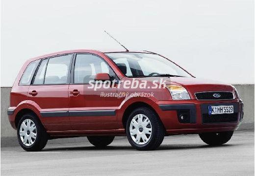 Ford Fusion 1 4i 16v Ebony X Durashift Est Myfuelmanager Com