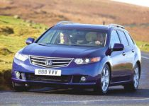 HONDA  Accord Tourer 2.4 i-VTEC Top Executive