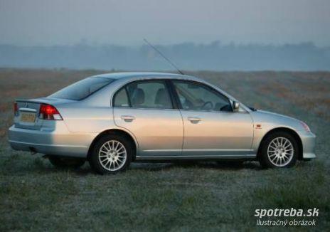 HONDA Civic 1.4 S [2000]
