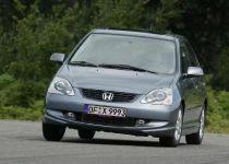 HONDA Civic  1.6 LS A/T - 81.00kW