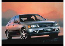 HONDA Civic  1.6i ES ABS A/C disky - 85.00kW
