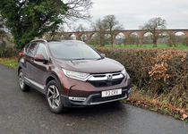HONDA CR-V  1.5 VTEC Turbo Executive 4WD CVT - 142kW