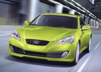 HYUNDAI Genesis Coupe 3.8 V6 RS - 223.00kW [2010]