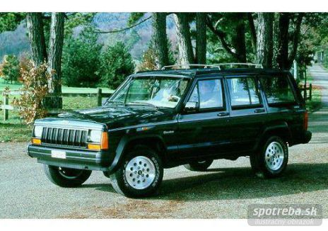 JEEP Cherokee  2.5 TD Limited 5D - 85.00kW