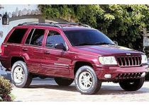 JEEP Cherokee Grand  2.7 CRD Limited - 120.00kW