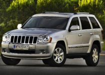 JEEP Cherokee Grand  3.0 CRD Overland A/T - 160.00kW
