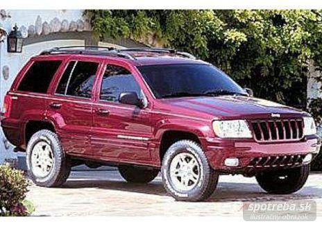 JEEP Cherokee Grand  4.7 HO Overland - 190.00kW