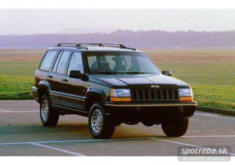 JEEP Cherokee Grand  5.2 Limited A/T