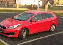KIA  Cee'd SW 1.6 CRDi Exclusive MY16