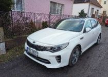 KIA Optima  SW 2.0 T-GDi GT AT - 180kW