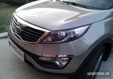KIA  Sportage 1.7 CRDi VGT 2WD EX