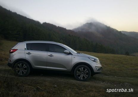 KIA  Sportage 2.0 CRDi VGT 4WD EX