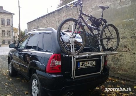 KIA  Sportage 2.0 CRDi VGT 4WD LX Slovakia