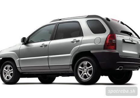 KIA Sportage  2.0 CRDi VGT EX 4WD