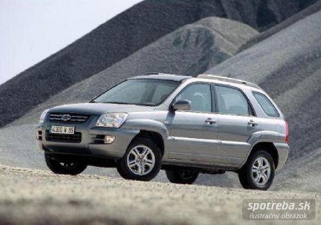 KIA Sportage  2.0 EX 4WD - 104.00kW